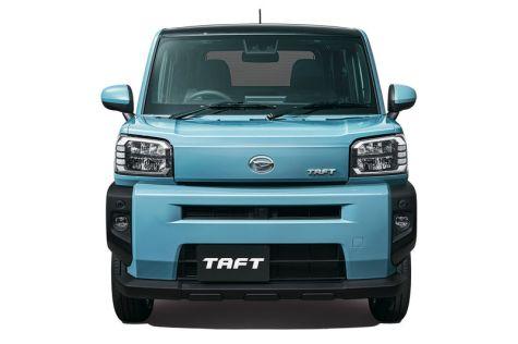 В Японии стал доступен кроссовер Daihatsu Taft