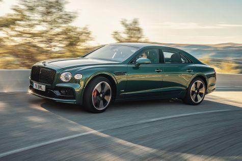 Bentley работает над высоким электрическим седаном: первые подробности