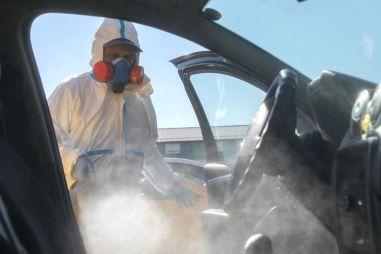 Как правильно дезинфицировать машину? Видеоинструкция от ЦОДД (ВИДЕО)