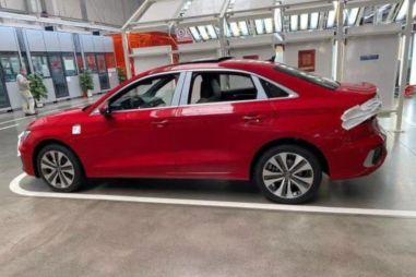 Первое ФОТО Audi A3 седан нового поколения