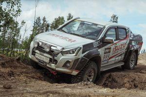 В России начались продажи Isuzu D-Max для экстремального бездорожья