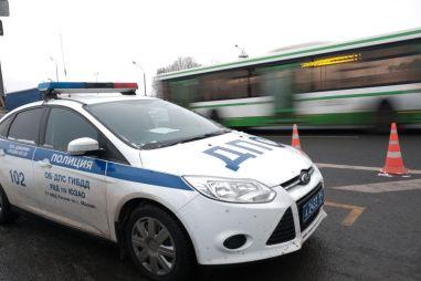 Полиция Москвы будет тормозить всех водителей