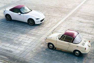 Mazda выпустила спецверсии всех моделей в честь 100-летнего юбилея компании