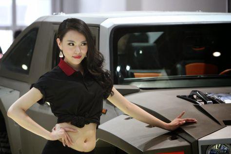 Китай готов проводить автосалон в Пекине: названа дата