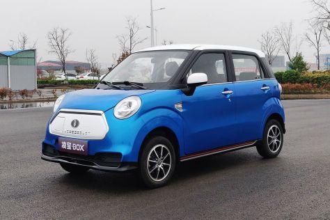 Китайцы «сплагиатили» кей-кар Daihatsu