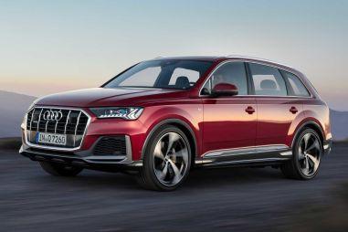 Обновленный Audi Q7 добрался до России. Стал дороже