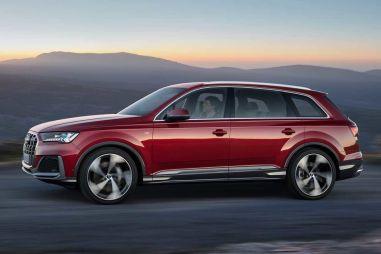 Обновленная Audi Q7 добралась до России: ЦЕНЫ