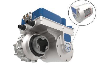 Раскрыты технические подробности 300-сильного электромотора весом всего 10 кг