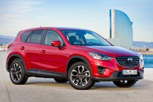 В России отзывают 9 тысяч кроссоверов Mazda CX-5