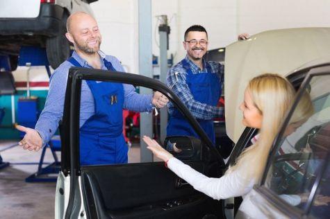 Регионам рекомендовали разрешить работу автосервисов