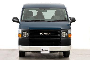 В Японии предлагают состарить Toyota Hiace на три десятилетия