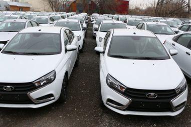 Российский авторынок в марте показал взрывной рост продаж — «Автостат»