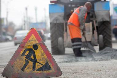Первыми в России начали ремонтировать дороги, ведущие к больницам