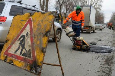 Дорожный ремонт в России начался с подъездов к больницам