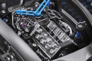 Bugatti выпустила часы с работающим крошечным W16 внутри