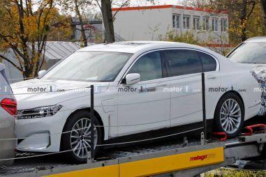 BMW 7-Series со сменой поколения может растерять двигатели V8 и V12
