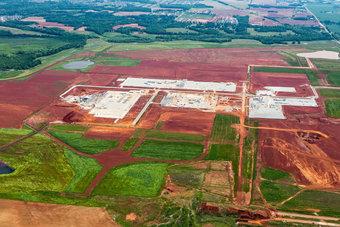 Инвестиции в площадку составляют $1,6 млрд.