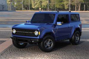 Ford Bronco получит активную подвеску: сможет «козлить» и качать кузовом