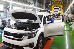 В РФ началось производство самого дешевого Kia Seltos