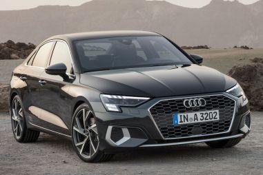 Семейство нового Audi A3 пополнилось седаном