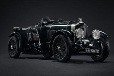 Владельцы раритетного болида Bentley выступили против постройки его копий