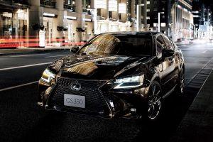 Lexus представил прощальную спецсерию GS