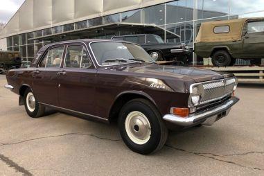 В России открылся автосалон по продаже советских раритетов. «Волга» — от миллиона рублей