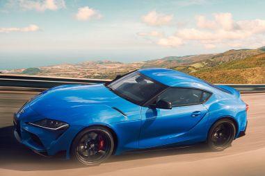 Toyota обновила Супру для японского рынка и представила спецверсию
