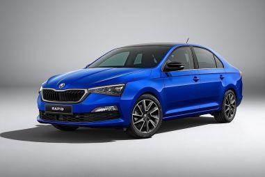 Volkswagen получил сертификат на новую Skoda Rapid для России