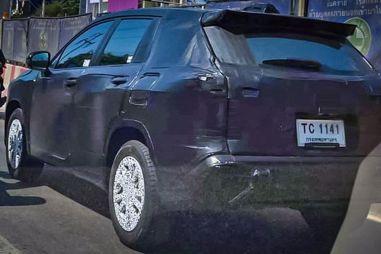 В гамме Toyota Corolla появится вариант для бездорожья