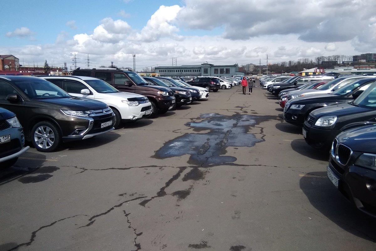 Автосалон авторынок москва форд с пробегом в автосалонах москвы