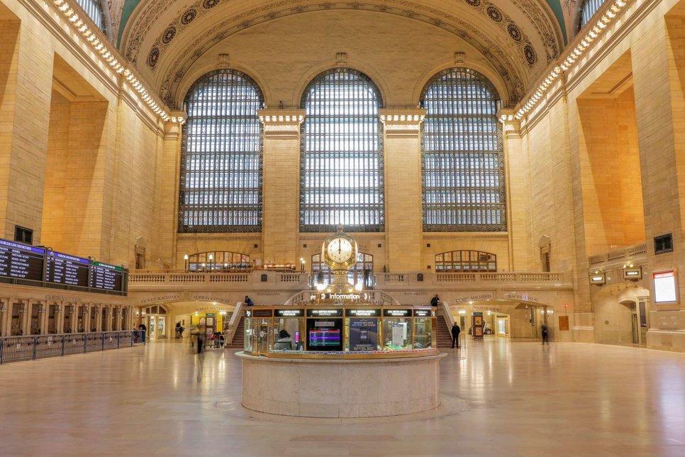 Центральный вокзал Манхэттена, Нью-Йорк
