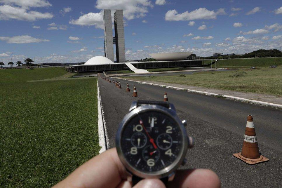 Национальный конгресс в Бразилиа, Бразилия