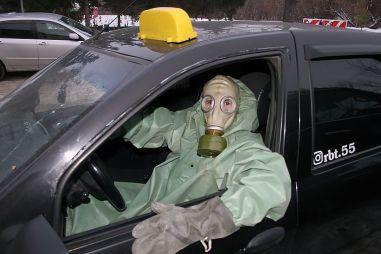 Записки водителя такси. Режим выживания