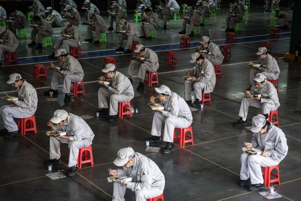 Автомобильные рынки мира: все закрыто, кроме Китая