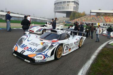 От рассвета до заката. Главные гоночные автомобили в истории. Porsche