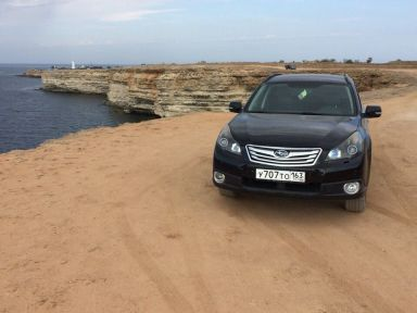 Subaru Outback 2010 отзыв автора | Дата публикации 07.02.2016.