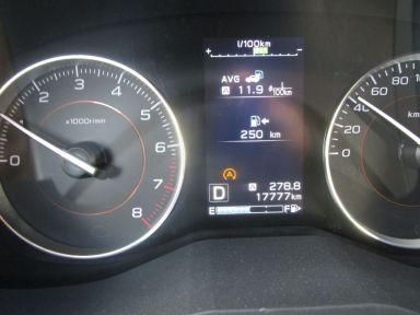Subaru XV 2018 отзыв автора | Дата публикации 22.02.2019.