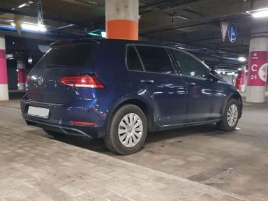 Volkswagen Golf, 2018