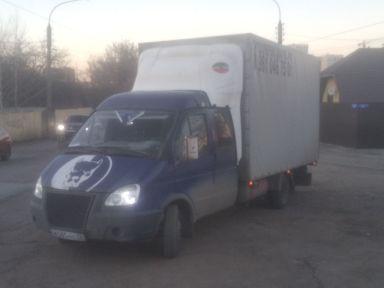 ГАЗ ГАЗель, 2005