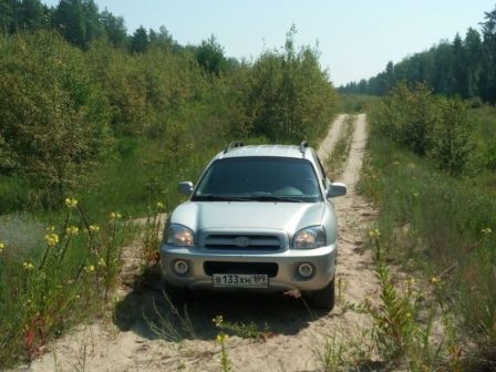 Hyundai Santa Fe Classic 2010 - отзыв владельца