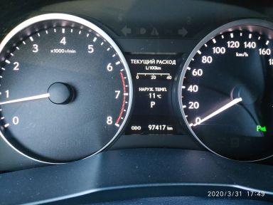 Lexus ES250, 2013