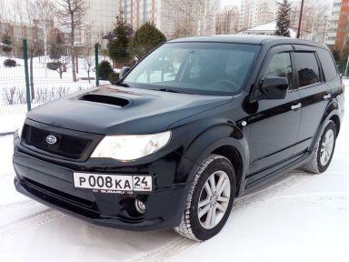 Subaru Forester 2010 отзыв автора | Дата публикации 28.08.2019.