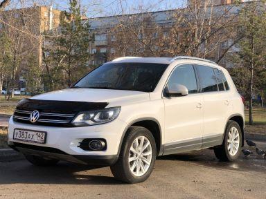 Volkswagen Tiguan 2011 отзыв автора | Дата публикации 19.10.2019.