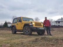 Отзыв о Jeep Wrangler, 2018 отзыв владельца