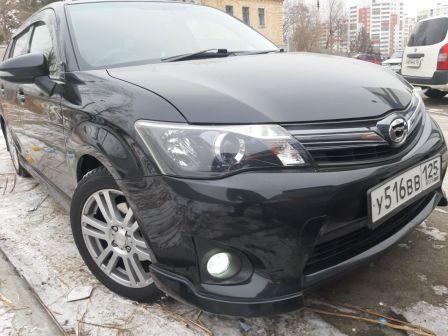 Toyota Corolla Fielder 2014 - отзыв владельца