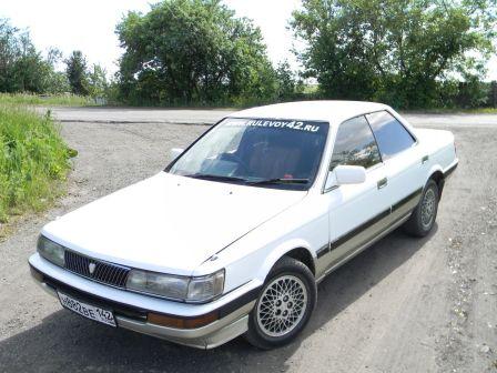 Toyota Vista 1989 - отзыв владельца