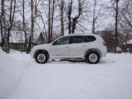 Nissan Terrano 2019 - отзыв владельца