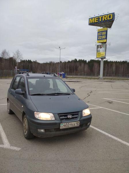 Hyundai Matrix 2004 - отзыв владельца