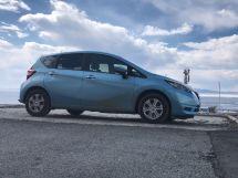 Отзыв о Nissan Note, 2017 отзыв владельца